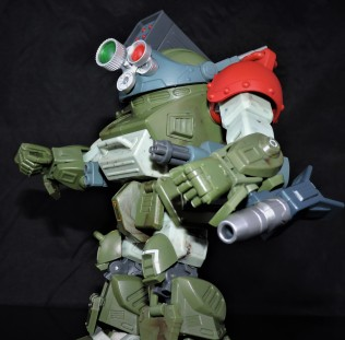 B2FIVE VOTOMS SERIES RED SHOULDER CUSTOM ATM-09-RSC (24)