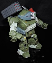 B2FIVE VOTOMS SERIES RED SHOULDER CUSTOM ATM-09-RSC (26)