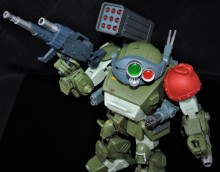 B2FIVE VOTOMS SERIES RED SHOULDER CUSTOM ATM-09-RSC (29)