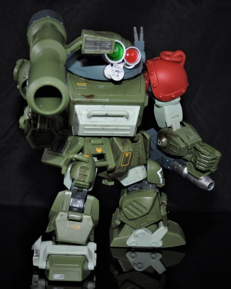 B2FIVE VOTOMS SERIES RED SHOULDER CUSTOM ATM-09-RSC (65)
