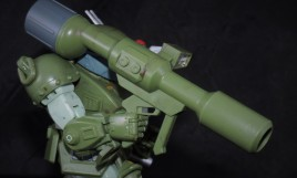 B2FIVE VOTOMS SERIES RED SHOULDER CUSTOM ATM-09-RSC (66)