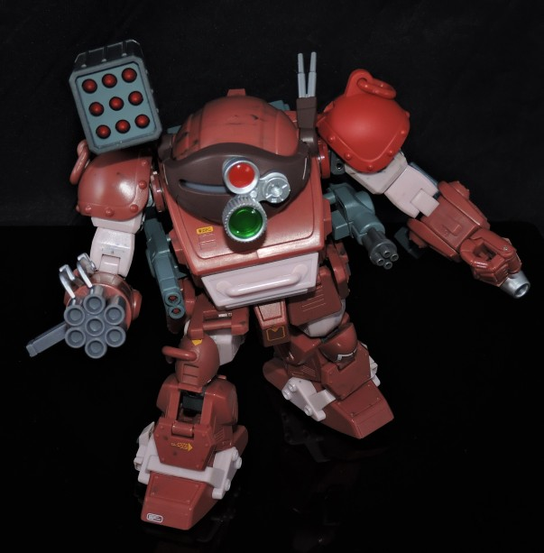 B2FIVE VOTOMS SERIES RED SHOULDER CUSTOM ATM-09-RSC (68)