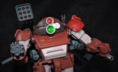 B2FIVE VOTOMS SERIES RED SHOULDER CUSTOM ATM-09-RSC (69)