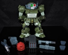 B2FIVE VOTOMS SERIES RED SHOULDER CUSTOM ATM-09-RSC (7)