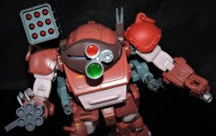 B2FIVE VOTOMS SERIES RED SHOULDER CUSTOM ATM-09-RSC (70)