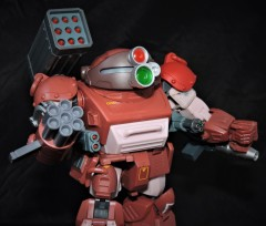 B2FIVE VOTOMS SERIES RED SHOULDER CUSTOM ATM-09-RSC (72)