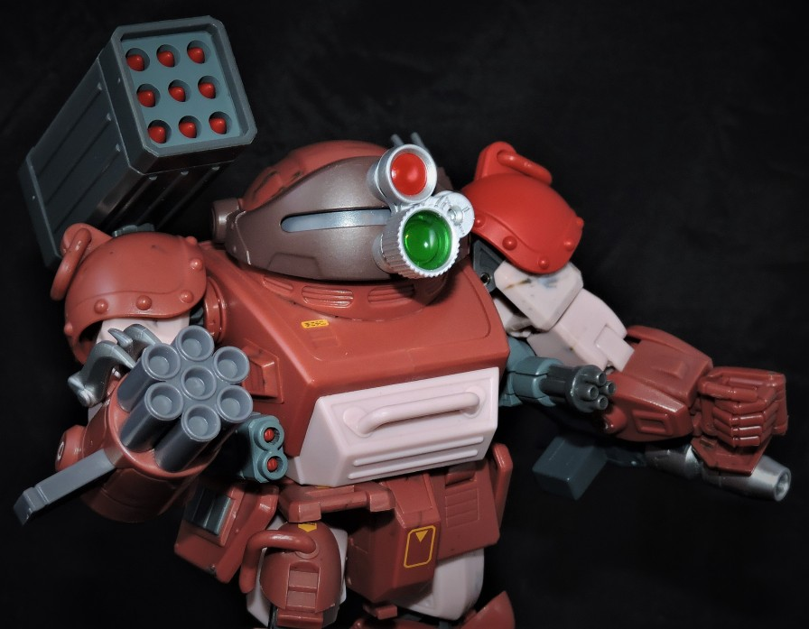 B2FIVE VOTOMS SERIES RED SHOULDER CUSTOM ATM-09-RSC (73)