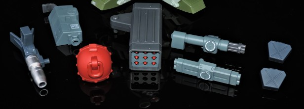 B2FIVE VOTOMS SERIES RED SHOULDER CUSTOM ATM-09-RSC (8)