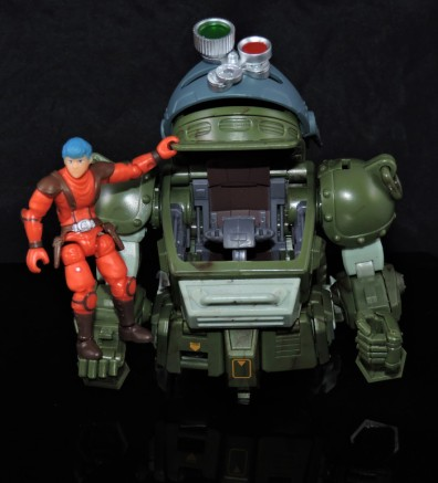 B2FIVE VOTOMS Wave 1 Recap - Surveillance Port 08