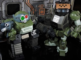 B2FIVE VOTOMS Wave 1 Recap - Surveillance Port 14