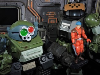 B2FIVE VOTOMS Wave 1 Recap - Surveillance Port 15