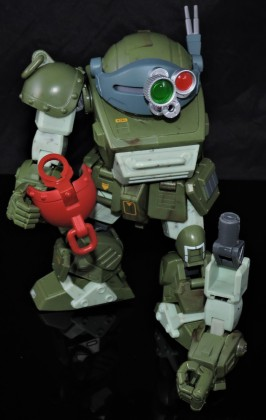 B2FIVE VOTOMS Wave 1 Recap - Surveillance Port 29
