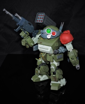 B2FIVE VOTOMS Wave 1 Recap - Surveillance Port 32