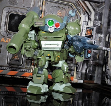 B2FIVE VOTOMS Wave 1 Recap - Surveillance Port 42