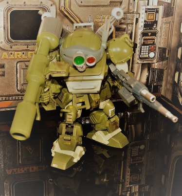 B2FIVE VOTOMS Wave 1 Recap - Surveillance Port 44