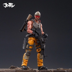 Joy Toy CIA South African Bounty Hunter 05 - Surveillance Port