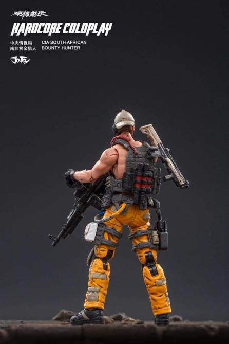 Joy Toy CIA South African Bounty Hunter 09 - Surveillance Port