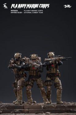 Joy Toy Pla Navy Marine Corps and Dio - Surveillance Port 02