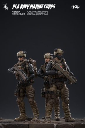 Joy Toy Pla Navy Marine Corps and Dio - Surveillance Port 11