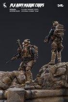 Joy Toy Pla Navy Marine Corps and Dio - Surveillance Port 17