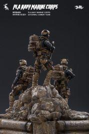 Joy Toy Pla Navy Marine Corps and Dio - Surveillance Port 18