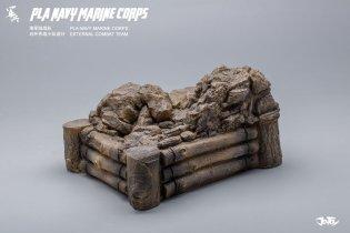 Joy Toy Pla Navy Marine Corps and Dio - Surveillance Port 23