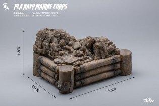 Joy Toy Pla Navy Marine Corps and Dio - Surveillance Port 24