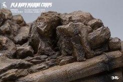 Joy Toy Pla Navy Marine Corps and Dio - Surveillance Port 26