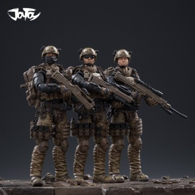 Joy Toy Pla Navy Marine Corps and Dio - Surveillance Port 28