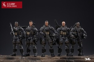 Joy Toy US Army Special Groups - Surveillance Port 07
