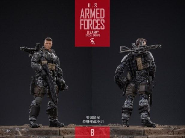 Joy Toy US Army Special Groups - Surveillance Port 09