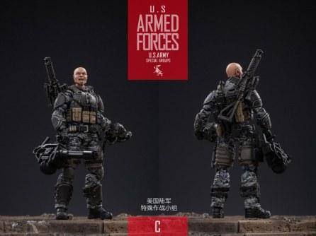 Joy Toy US Army Special Groups - Surveillance Port 10