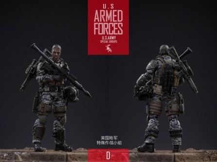 Joy Toy US Army Special Groups - Surveillance Port 11