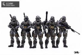 Joy Toy US Army Special Groups - Surveillance Port 14
