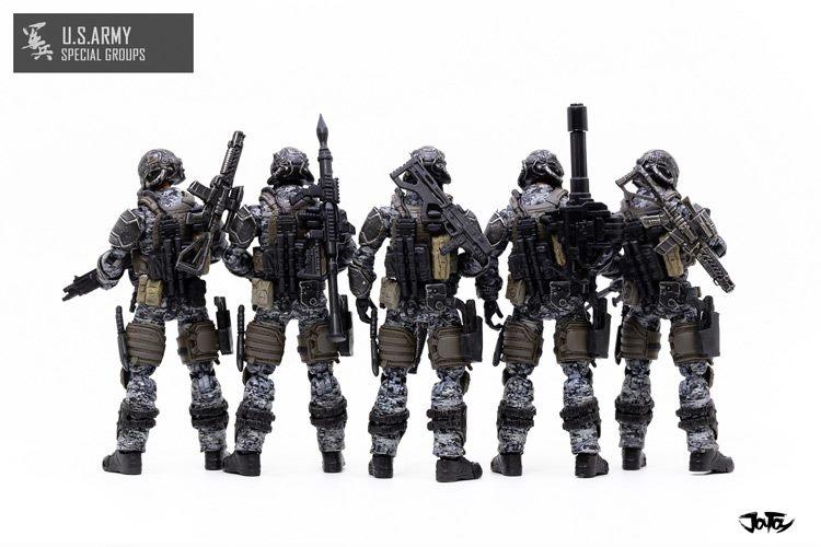 Joy Toy US Army Special Groups - Surveillance Port 15