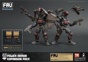 Toys Alliance Acid Rain World FAV-AP01 Power Armor Enhancement Pack - Surveillance Port 01 (2)