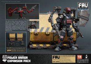 Toys Alliance Acid Rain World FAV-AP01 Power Armor Enhancement Pack - Surveillance Port 01 (4)