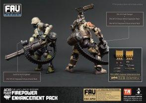 Toys Alliance Acid Rain World FAV-AP02 Firepower Enhancement Pack - Surveillance Port 03