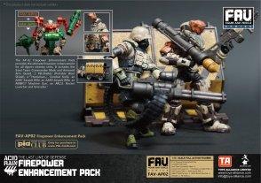 Toys Alliance Acid Rain World FAV-AP02 Firepower Enhancement Pack - Surveillance Port 04