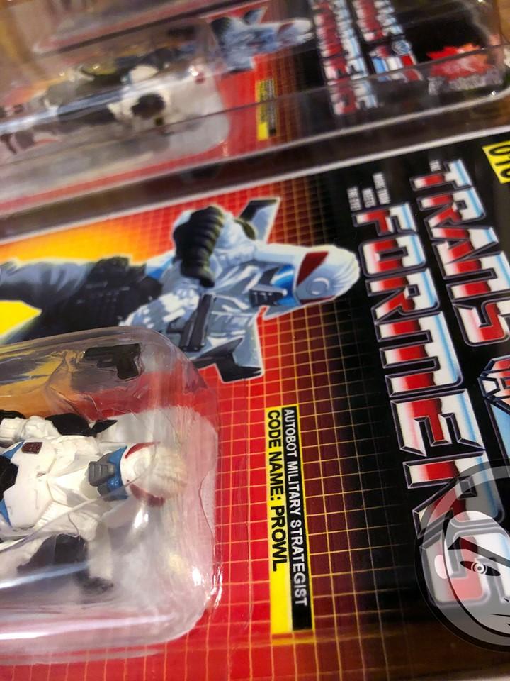 Airmax Custom Transformers vs GI Joe Prowl - Surveillance Port