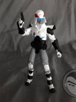 Airmax Transformers vs GI Joe Custom Crossover Prowl - Surveillance Port 02