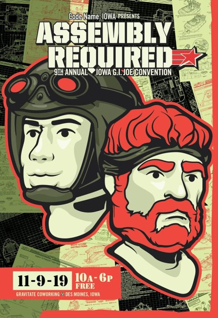 Assembly Required Night Force Poster - Surveillance Port 05