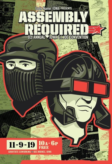 Assembly Required Night Force Poster - Surveillance Port 06