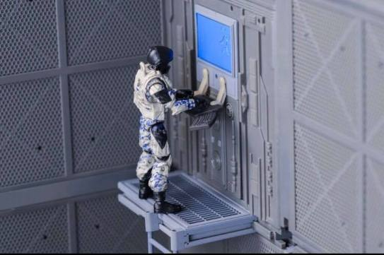 Complex Series 2 - Surveillance Port 09