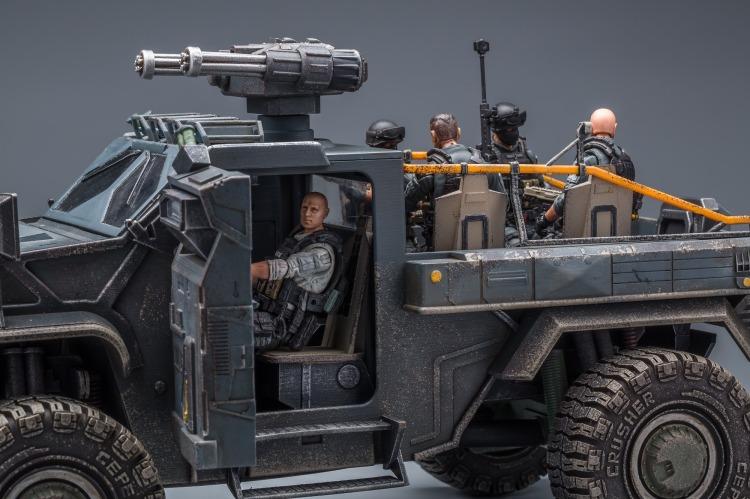 Joy Toy Hardcore ColdPlay Off-Road Vehicle - Surveillance Port 02