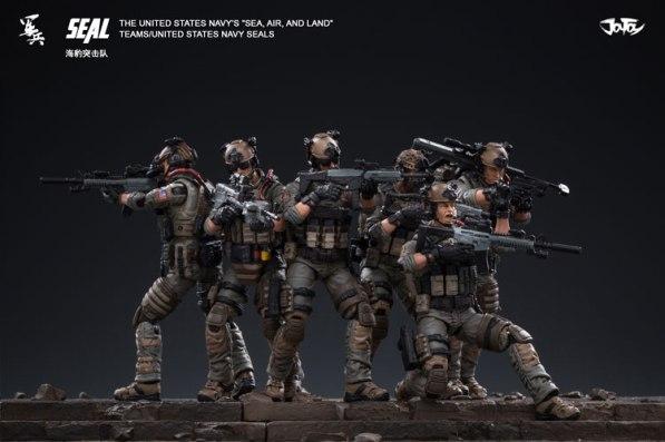 Joy Toy Navy SEAL Team - Surveillance Port 01