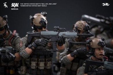 Joy Toy Navy SEAL Team - Surveillance Port 04