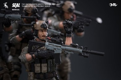 Joy Toy Navy SEAL Team - Surveillance Port 05