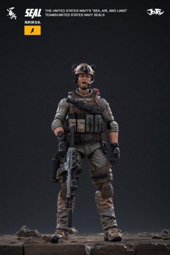 Joy Toy Navy SEAL Team - Surveillance Port 06