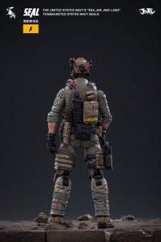 Joy Toy Navy SEAL Team - Surveillance Port 07